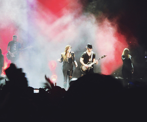 concert, perfect day, and demilovato image