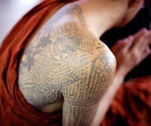 amazing, boy, and monk image