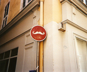 mustache, moustache, and photography image