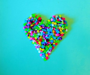 heart and wallpaper image