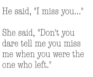 i miss you, love quotes, and sad quotes image