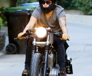 driving, motorcycle, and harry image