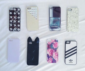 case, adidas, and chanel image