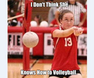 sport, sports, and volleyball image