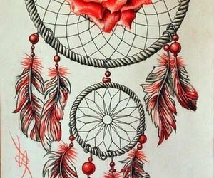 beautiful, dreamcatcher, and indie image
