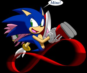 change, chase, and sonic image