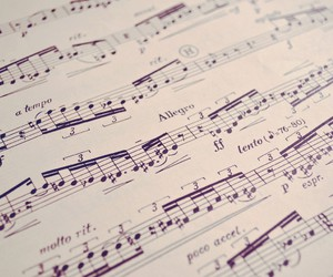 music, note, and piano image