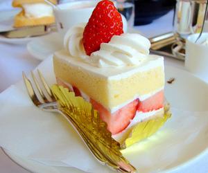 cake, nice, and tasty image
