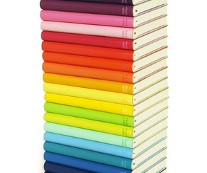 book, colorful, and colors image