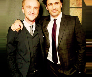 james franco, tom felton, and i ship it image