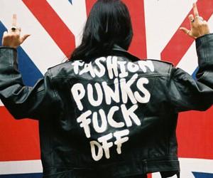 fashion and punk image