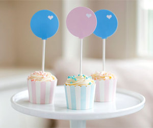 balloon, delicious, and blue image