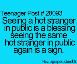 teenagerpost, hot stranger, and secondtime image