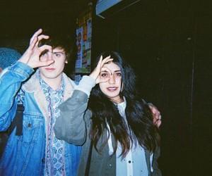 boy, girl, and grunge image