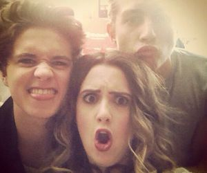 the vamps, laura marano, and somebody to you image