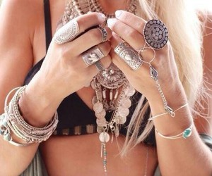 awesome, hands, and rings image