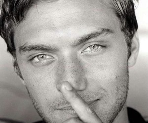 jude law, actor, and eyes image