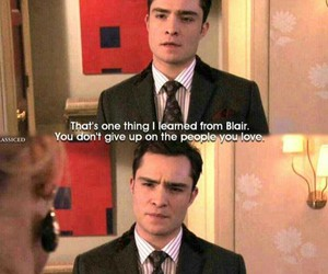 blair, chuck bass, and people we love image