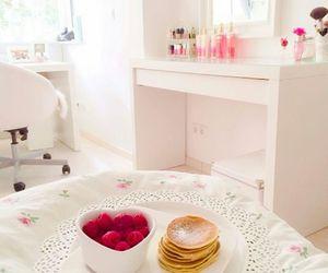 food, bedroom, and room image