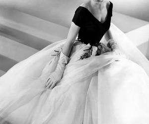 black and white, grace kelly, and rear window image
