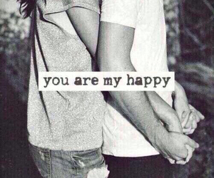 couples, holding hands, and quotes image