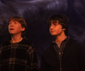 harry potter, book, and rony weasley image