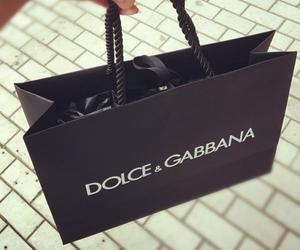 fashion, shopping, and Dolce & Gabbana image