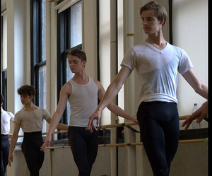 ballet, cute boys, and dance image
