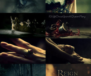 cw, tv shows, and reign image