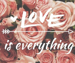 everything, flower, and is image