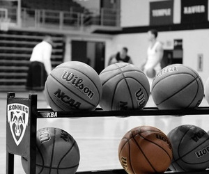 Basketball and photography image