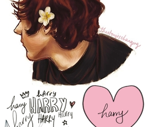 wallpaper, harry, and one direction image