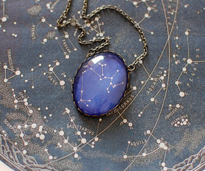 constellations and pendant image