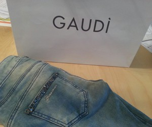 Gaudi, jeans, and new image