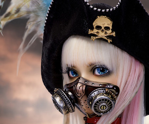 art, design, and steampunk image