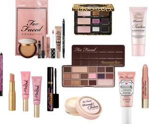 cosmetics, fashion, and make up image