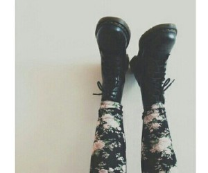 hipster, love, and boots image