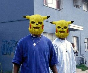 pikachu and yellow image
