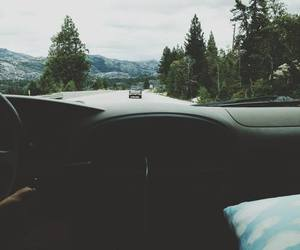 car, road, and travel image
