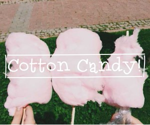 cotton candy, deserts, and girl image