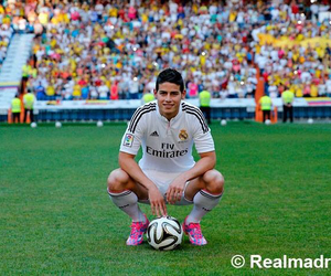 real madrid, james rodriguez, and 10 image