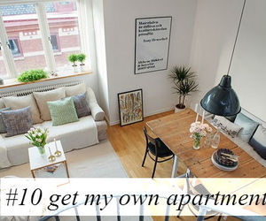 apartment, design, and girl image