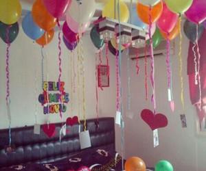 balloons, friends, and best friends image