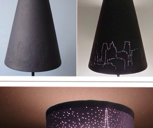 diy, lamp, and city image