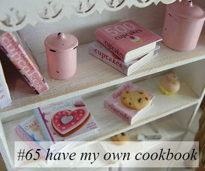 bake, book, and cook image
