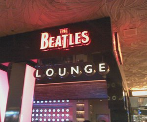 beatles and vegas image