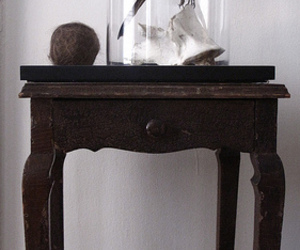 bell jar, decor, and foot image