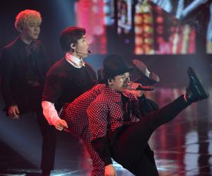 swag, kyung, and block b image