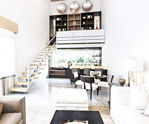 modern, room, and white classic image