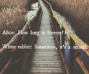 alice in wonderland, dreamy, and grunge image
